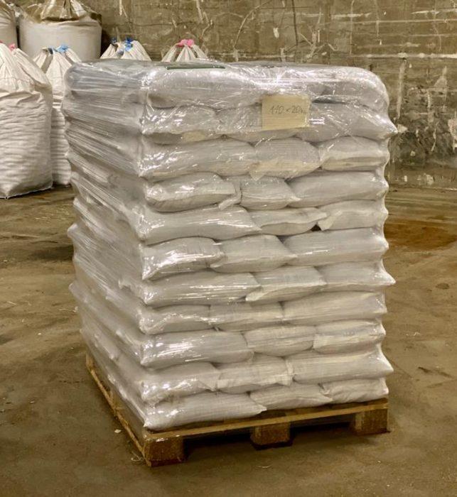 Seashells 20kg retail packs by Morgan Agro