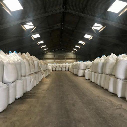 Seashells in bulk for laying hens